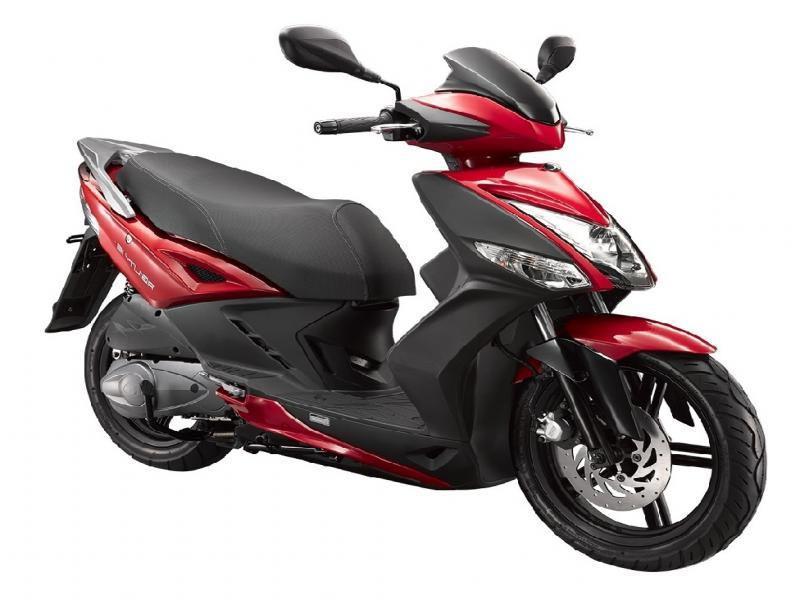 Kymco Agility 16+ 125 cc Brand new