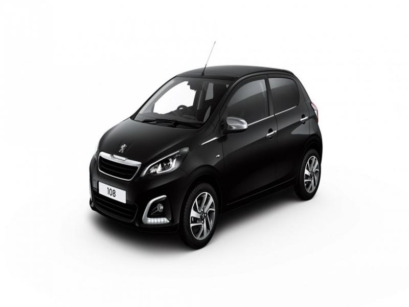 Peugeot 108 automatic Brand new